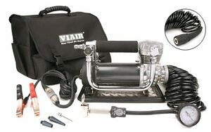 440p Portable Air Compressor Kit 33 Duty 150 Psi Up To 37 Tires 44043 Viair