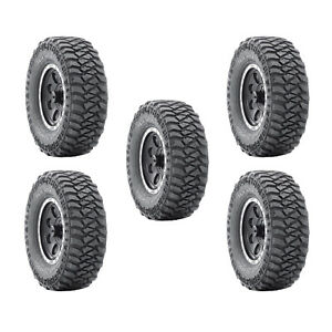 Mickey Thompson 90000024273 Set Of 5 Baja Mtzp3 Lt305 60r18 3 195 Lb Max Tires