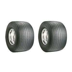 Mickey Thompson 90000000210 Set Of 2 Sportsman Pro 29x15 50 15lt Drag Tires