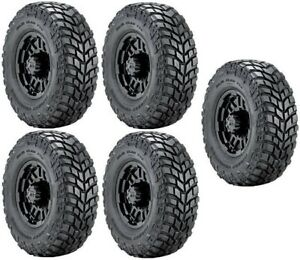 Mickey Thompson 90000000173 Baja Claw Ttc Radial Lt305 65r17 Truck 5 Set Tires