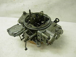 1968 1969 Holley 3916 Carburetor 950 Cfm 3bbl Carb dated 863 Hemi Boss 429 L88