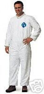 Dupont Ty120s l Tyvek Coverall Plain Suit Case 25