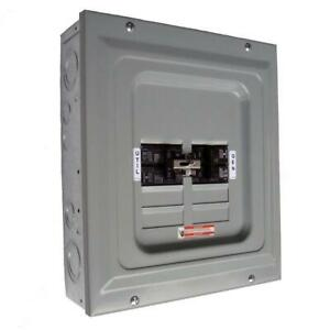 Generac Gnc 6334 100 amp Single Load Indoor Manual Transfer Panel For Indoor Use