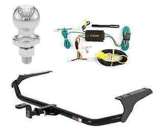 Curt Class 2 Trailer Hitch Tow Package W 2 Ball For Toyota Venza