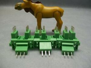 0707112 Phoenix Contact Terminal Block Lot Of 12