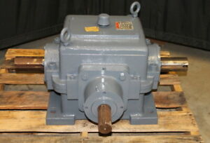Gearbox Dual Right Angle 435 Rpm 1 1 Size 800ra Ex cell o