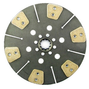 Clutch Disc Ford 7710 7600 5610 6700 6610 6600 7610 6710 7700 5000 New Holland