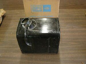 Nos Oem Ford 1957 1963 Large Truck Radiator Supply Tank 1958 1959 1960 1961 1962