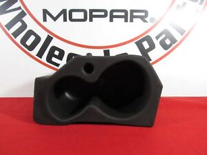 Dodge Ram1500 5500 Front Right Passenger Door Cup Holder Pocket New Oem Mopar