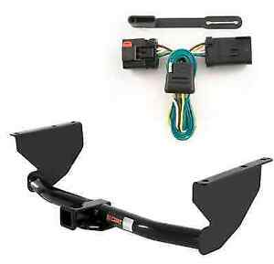Curt Class 3 Trailer Hitch Wiring For Jeep Grand Cherokee