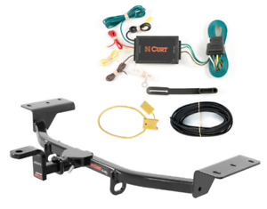 Curt Class 1 Trailer Hitch Wiring W Old style Ball Mount For Ford Focus St