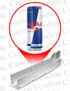 Dixie Narco Bev Max 2 3 4 Glassfront Metal Shim For Red Bull Single Row Only
