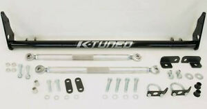 K Tuned Etd Racing 88 91 Civic Crx Ef K Series Swap K20 K24 Traction Bar