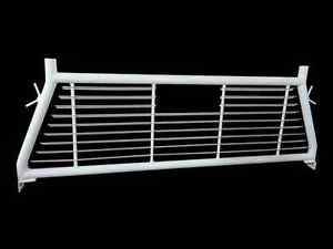 Trail Fx H0004w White Headache Rack For Ram 1500 Silverado 1500 Ford F150 Tundra