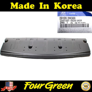 Cover Engine Under Front For Hyundai Genesis Coupe 2013 2016 291202m300
