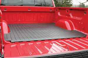 Trail Fx 555d Black Rubber Direct Fit Bed Mat For 97 03 Ford F150 With 78 Bed