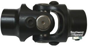 New Steering Universal Joint 3 4 36 X 3 4 Smooth coupling Assy heavy Short Body