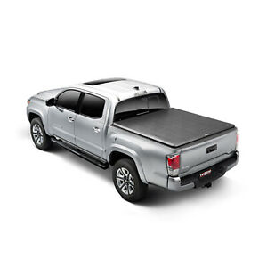 Truxedo 256001 Truxport Soft Roll Up Tonneau Cover For Toyota Tacoma W 5 Bed