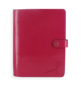 Filofax Original Organizer A5 Fuchsia Leather 022440pk Special Edition