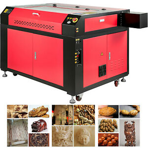 Co2 Laser Engraving Engraver Machine 100w Usb Disk U flash Cutter 900x600mm
