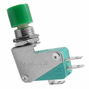 Ds 438 Push Button Actuator Spdt No Nc Momentary Miniature Micro Switch