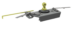 B w Hitches Gnrk1314 Under Bed Turnoverball Gooseneck Trailer Hitch For Ram 3500