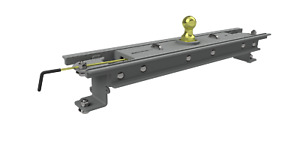 B w Hitches Gnrk1257 Under Bed Turnover Ball Gooseneck Hitch For Toyota Tundra