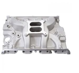 Edelbrock 7105 Performer Rpm Fe Intake Manifold For Ford Fe 332 428ci V8