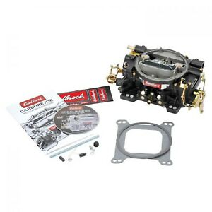 Edelbrock 14053 Performer Series 600 Cfm Manual Choke Carburetor