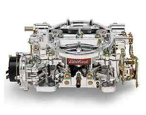 Edelbrock 14064 Performer Series 600 Cfm Electric Choke Carburetor