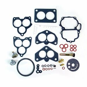 New 1938 56 Ford Carburetor Rebuild Kit V8 Only 81a 9590