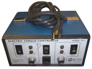 Golnex Tc 2 Electric Screwdriver Nutsetter Torque Controller