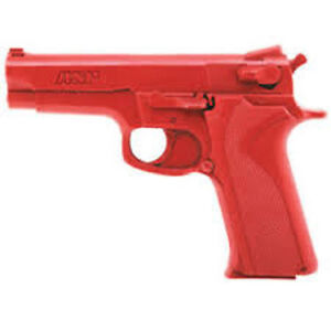 Asp 07304 Red Gun Police Training Aid 9mm