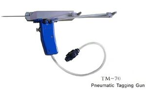 Pneumatic Tagging Guns T 70 For Socks Carpet Towels clothing More handheld
