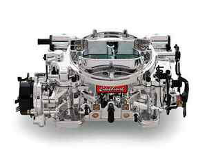 Edelbrock 18134 Thunder Series Avs 800 Cfm Electric Choke Carburetor