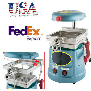 Dental Vacuum Forming Molding Machine Former Heat Lab Equipment 110v 220v 1000w
