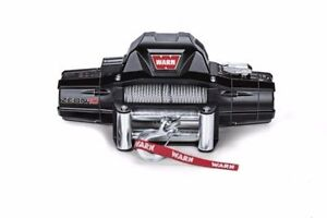 Warn 88990 Zeon r 10 Series 12 Volt 10 000 Lb Capacity Recovery Winch