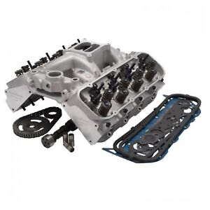 Edelbrock 2095 Rpm Power Package Top End Kit For 396 454ci Bb Chevy