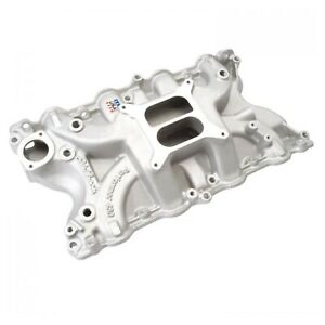 Edelbrock 2166 Performer 460 Intake Manifold For 429 460ci Bb Ford V8