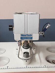 Pneumatic Attaching Machine With Laser Pointer And Table For Grommet snap button