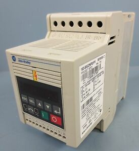 Allen bradley 160 Ssc Variable Speed Drive 160 ba02nps1p1