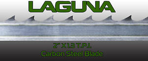 2 X 1 3 Tpi X 161 Bandsaw Blade Laguna Tools Proforce Wood Band Saw Blade