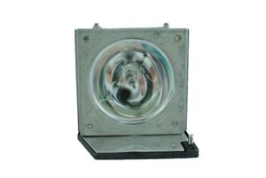 Original Bulb In Cage Fits Optoma Hd32 Projector Lamp 180 Day Warranty