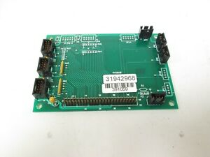 Bridgeport 31942968 Axsbob Pcb Assembly For 2 Axis Control damaged Connector