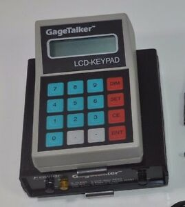 Fowler Gagetalker With Lcd Keypad Serial I o Cable