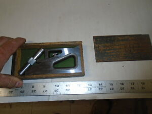 Machinist Tools Lathe Machinist Planer Gage Gauge Sharp Edges Clean