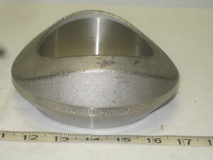 Large 4 Butt Weld Pipe Outlet Weld On Pipe Fitting 4 Pipe X 6 36 Pipe
