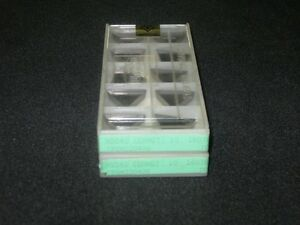 Box Of 10 Toshiba Tungaloy Tpg 432 Ns540 Coated Inserts