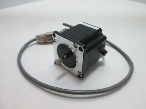 Lin Engineering 5718m 02 Stepper Motor Shaft 1 4 Diameter Step Angle 1 8