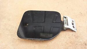1998 2002 Isuzu Trooper Gas Fuel Cover Door Black Oem
